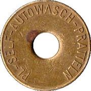 Jeton de lavage automatique - PL-Self-Autowasch-Pratteln – avers