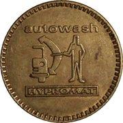 Jeton de lavage automatique - Autowash Hypromat (24 mm) – avers