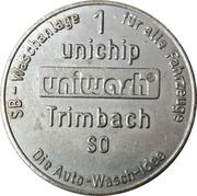 1 Unichip - Uniwash (Trimbach SO) – avers