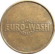 Jeton de lavage automobile - Euro Wash – avers