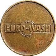 Jeton de lavage automobile - Euro Wash – revers