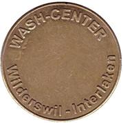 Jeton de lavage automobile - Migrol Wilderswil – revers