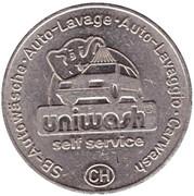 1 Unichip - Uniwash (Oberriet) – revers
