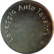 Jeton de lavage automobile - Lavaggio Auto Taverne (Pregassona) – avers