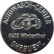 Jeton de lavage automobile - Autowash-Center Ohrbuehl (Winterthur) – avers