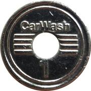 Jeton de lavage automobile - Carwash Egloff (Tägerwilen) – revers