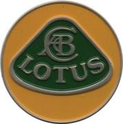 Jeton de chariot - Lotus Cars – avers