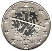 20 francs Bataille de Dornach -  avers