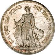 5 francs Berne -  revers