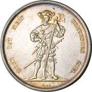 5 francs Bern – revers