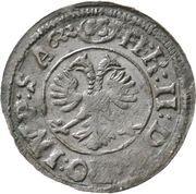 15 Kreuzer - Albig VII. (Kipper) – revers