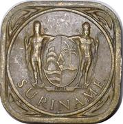 5 cents - Juliana – avers