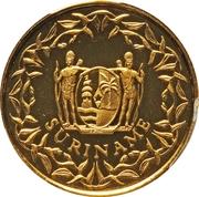 125 000 Gulden (Millénaire) – avers