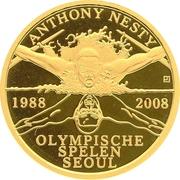 20 Dollars (Antony Nesty) – revers