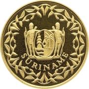 100 000 Gulden (Millénaire) – avers