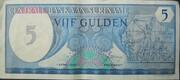 5 Gulden – avers