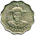 5 cents - Dzeliwe – avers