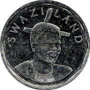 50 cents - Mswati III – avers