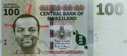 Swaziland 100 Emalangeni – avers