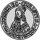 3 dalderi Christine – avers