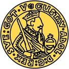 1 dukat Gustave II Adolphe – avers