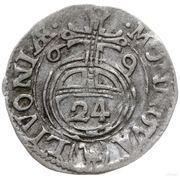 3 polker Charles XI (Riga) – revers