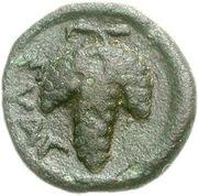 Bronze Æ11 (Syangela) – revers