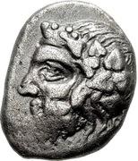 Drachm (Syangela) – avers
