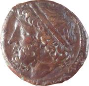 Litra de Hiéron II de Syracuse – avers