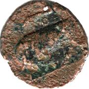 Litra Perséphone (Syracuse, Sicile) – revers