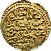 Sultani - Mourad III (Alep ; type 2) – avers