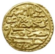 Sultani - Ahmed I (Alep) – avers
