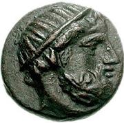 Bronze Æ15 (Syros) – avers