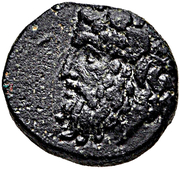 Bronze Æ12 (Syros) – avers