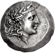 Tetradrachm (Syros) – avers