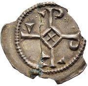1 Denier - Konrad I der Friedfertige – revers