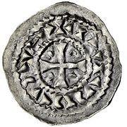Denar - Rudolf III (Tabernis, Burgundian Mint) – avers