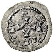 Denar - Rudolf III (Tabernis, Burgundian Mint) – revers