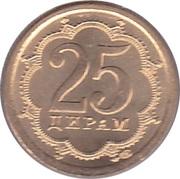 25 Diram – revers