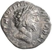1 Denarius - Imitating Marcus Aurelius, 161-180 – avers