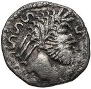 1 Denarius - Imitating Marcus Aurelius, 161-180 (Taman Peninsula) – avers