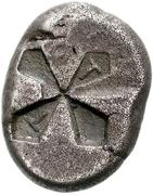 Drachm (Tanagra) – revers