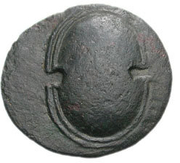 Bronze Æ23 (Tanagra) – avers
