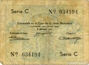 0.25 Francos -  avers