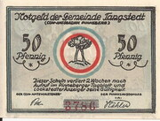 50 Pfennig (Tangstedt) – avers
