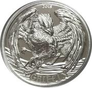 1500 shillings Griffon – revers