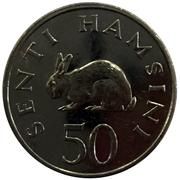 50 senti -  revers
