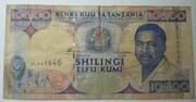 10 000 Shilingi (1995) – avers