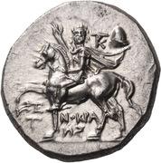 Nomos - Xenokrates – avers