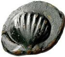 Bronze Æ12 – avers